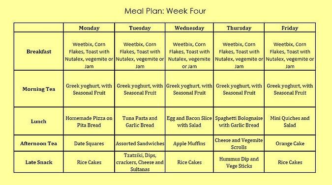 ELC Meal Plan Week 4.JPG