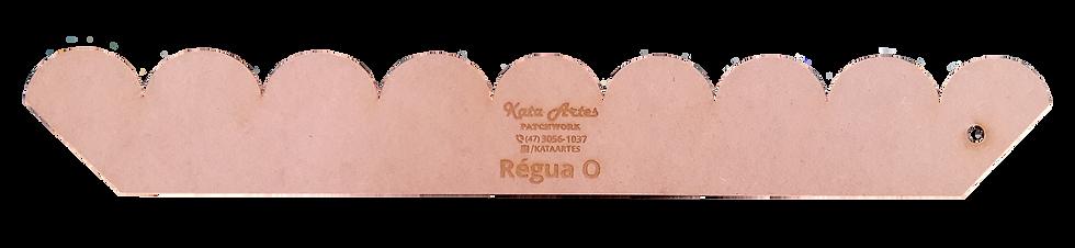"Régua Kata Artes ""O"""