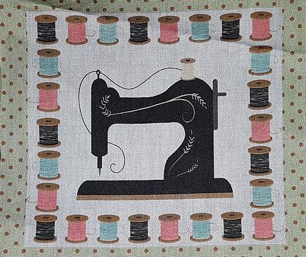 Tecido Máquina Costura - Diversos Modelos