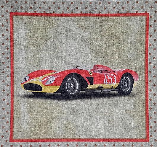 Tecido Ferrari 453