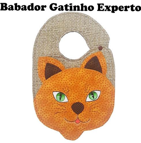 Molde Babador Gatinho Experto