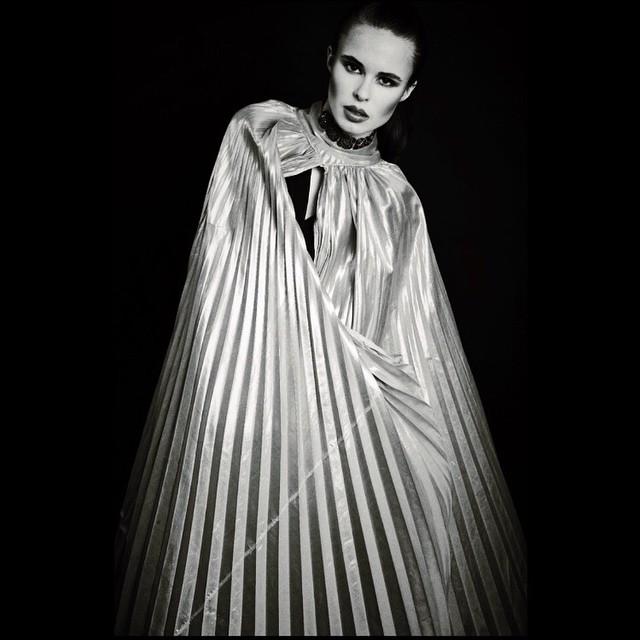 #styling Ninotchka #model Monique