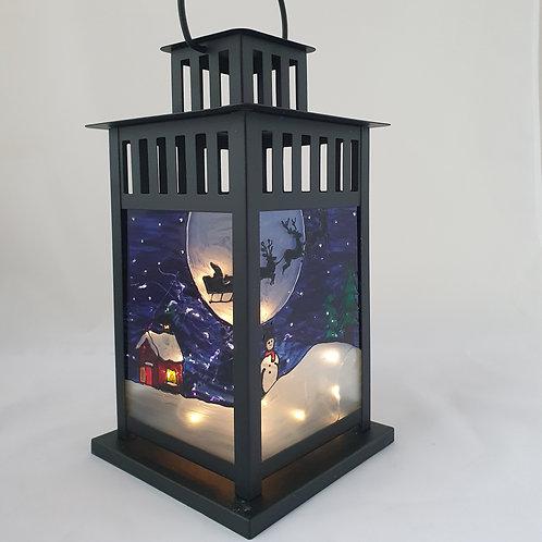 Large Christmas lantern