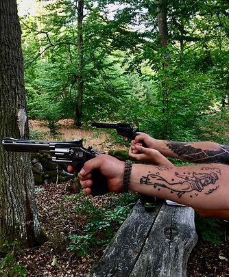 Pistolskjutning