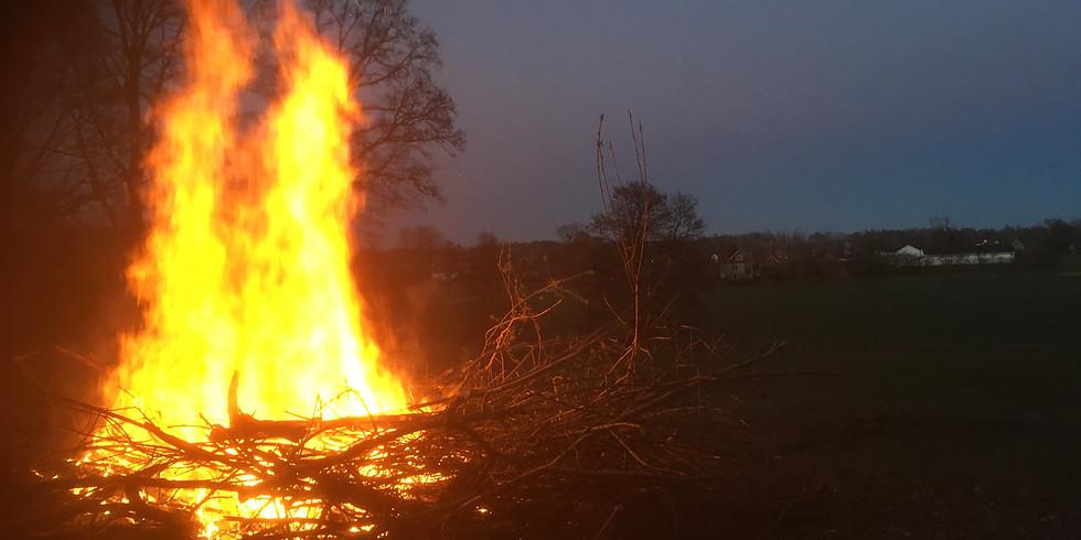Eldfest i Örlycke Lördagen den 2-11 Bokning pågår