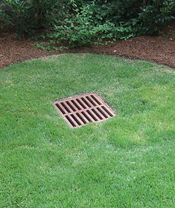 IN GROUND DRAIN GRATE