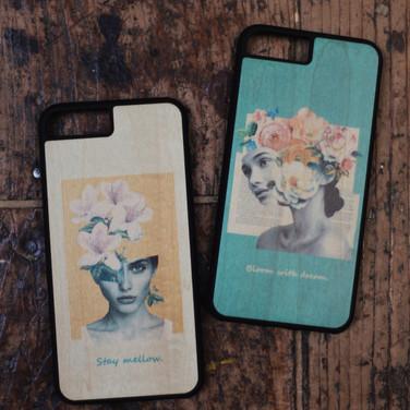 kibacoworks × Kouhei.F iPhone case