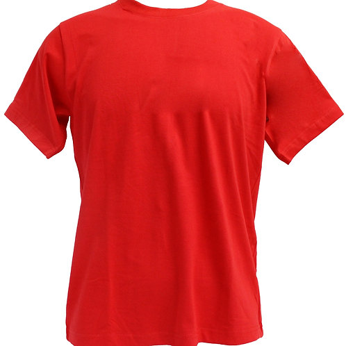 ROUNDNECK 100% COTTON (RED)