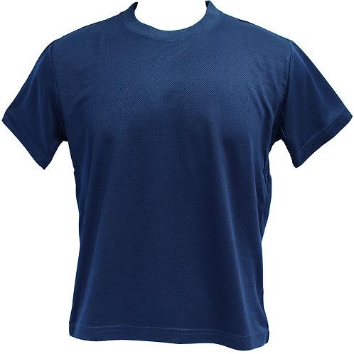 ROUNDNECK DRIFIT EYELET (NAVY BLUE)