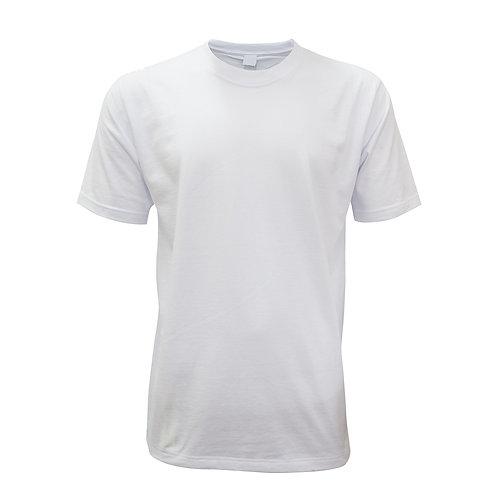 ROUNDNECK 100% COTTON (WHITE)