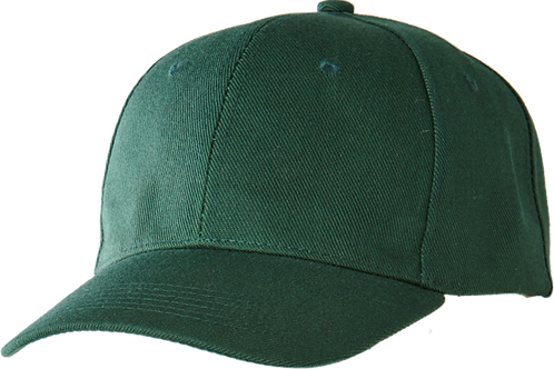 BASEBALL CAP (FOREST GREEN)