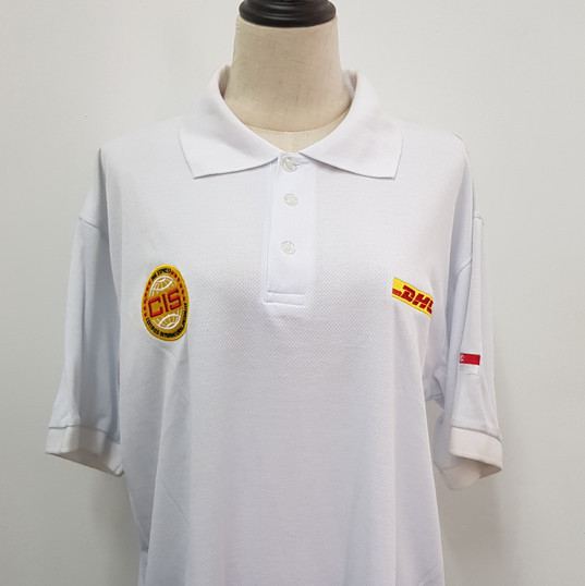 DHL Singapore Polo T-shirt