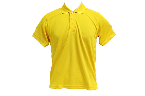 POLO DRIFIT EYELET (YELLOW)