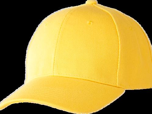 BASEBALL CAP (YELLOW)