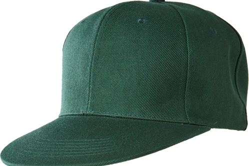 SNAPBACK (FOREST GREEN)