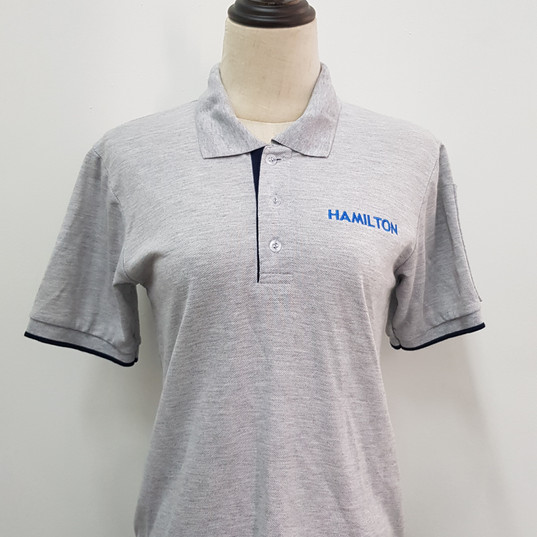 Hamilton Polo T-shirt Singapore