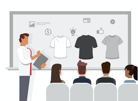 Marketing your company brand through corporate T shirt