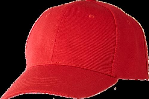 BASEBALL CAP (RED)
