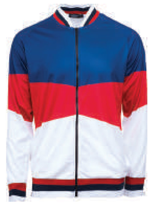 Tri Colour Jacket