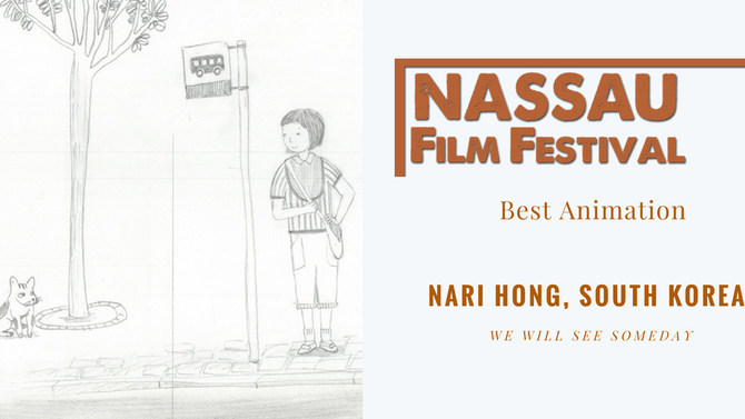 Winner - Best Animation of Nassau Film Festival