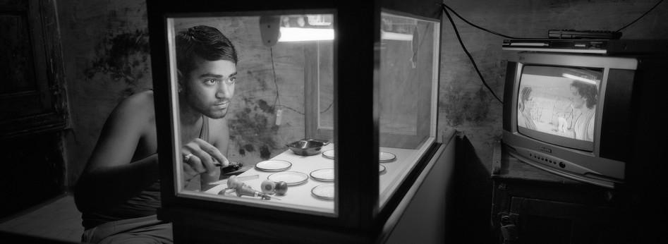 Goldsmith, Jodhpur, India 2009
