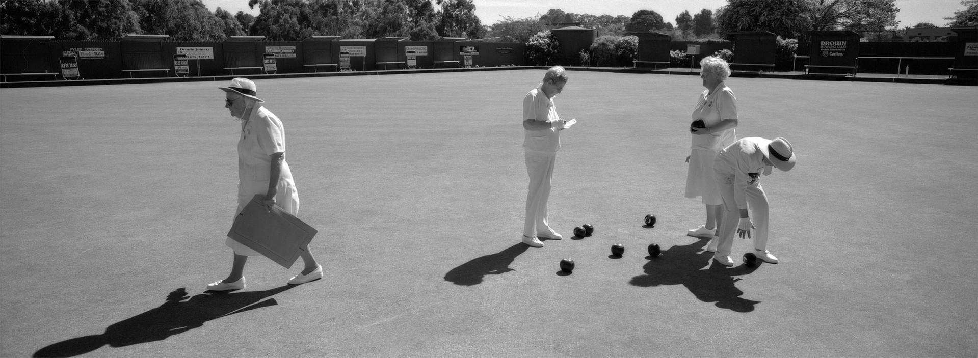 Sport Ladies, Melbourne, Australia 2002