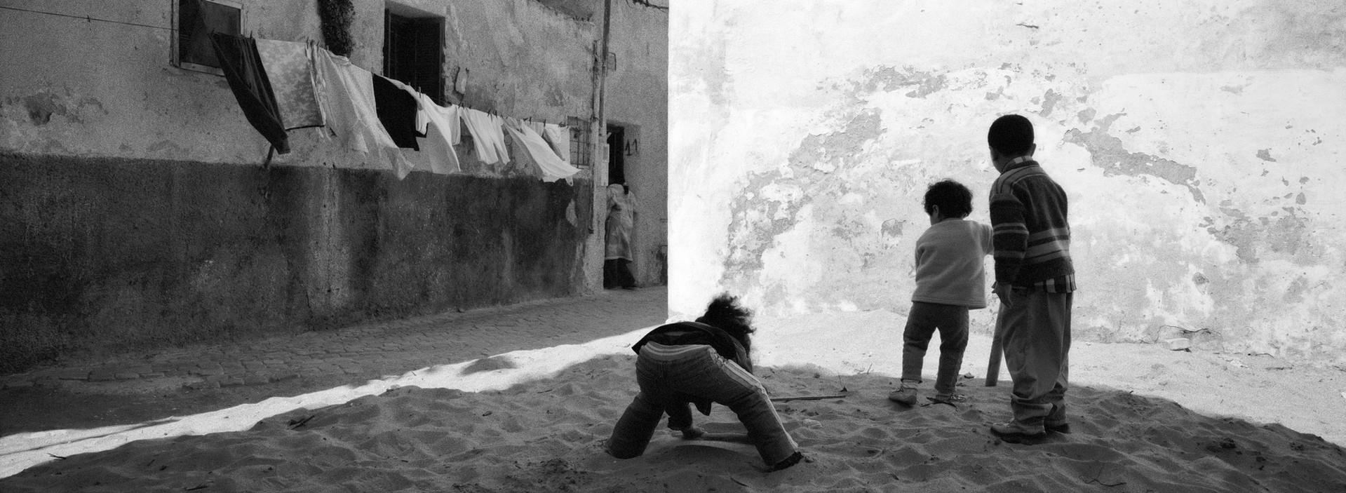 Shadow Play, El Jadida, Marocco 2007