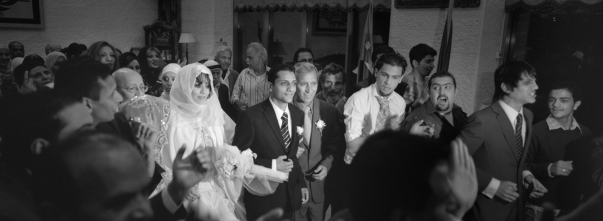 Jordanian Wedding, Amman, Jordan 2009