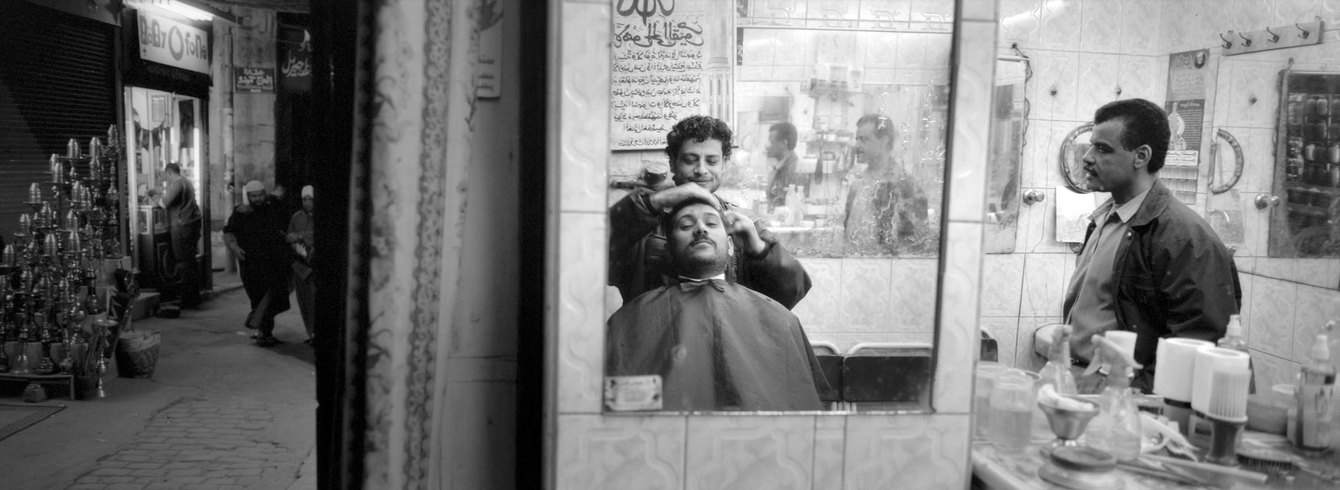 Mirror, Aswan, Egypt 2006