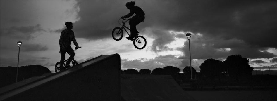 Bike Jump, Nice, France 2009