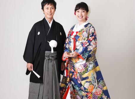 和装撮影【八女フォト×色内掛け】☆