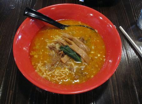 筑後 旬風『赤担々麺』