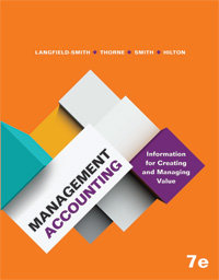Management Accounting: Information for Creating and Managing Value (Aust Ed.)