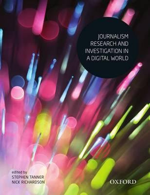CMNS3420 Journalism Research & Investigation in a Digital World