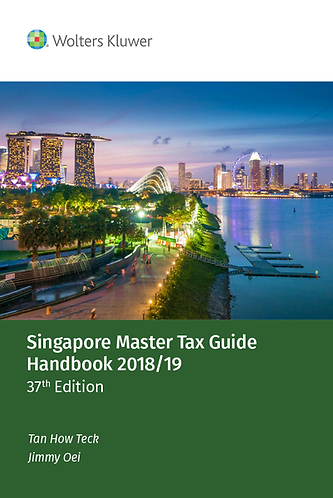 Singapore Master Tax Guide 2018/2019, 37th edition