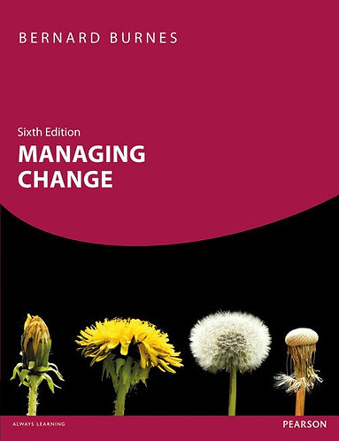 MNGT3011 Managing Change, 6th Edition