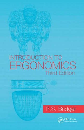 OHSE2720 Introduction to Ergonomics, 3rd Edition