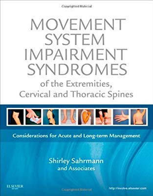 Movement System Impairment Syndromes of the Extremities, Cervical