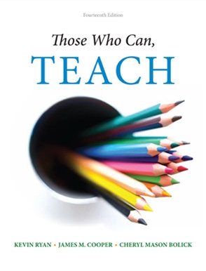 Those Who Can, Teach (Revised)