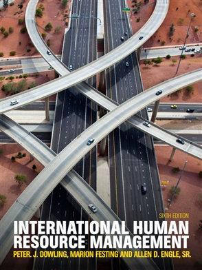 GSBS6007 International Human Resource Management, 6th Edition