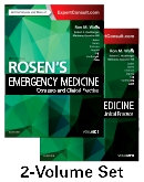 Rosen's Emergency Medicine: Concepts and Clinical Practice, 9th Edition 2-Volume
