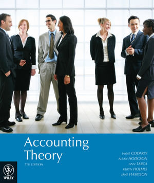 ACFI3001 Accounting Theory, 7th Edition