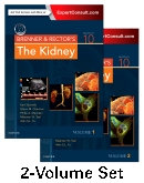 Brenner and Rector's The Kidney, 2-Volume Set, 10th Edition By Skorecki, Chertow