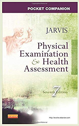 Pocket Companion for Physical Examination and Health Assessment (Revised)