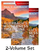 Auerbach's Wilderness Medicine, 2-Volume Set, 7th Edition By Auerbach, Cushing &