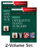 Green's Operative Hand Surgery, 2-Volume Set, 7th Edition By Wolfe, Pederson, Ho