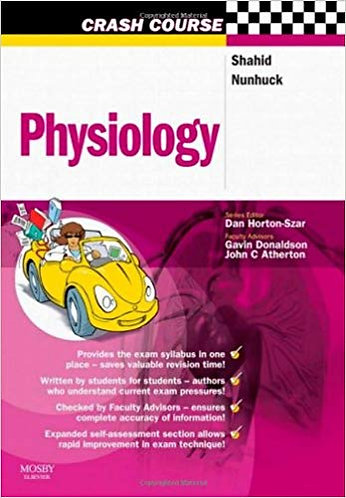 Physiology (Crash Course (Libraries Unlimited))
