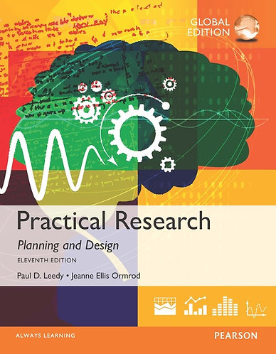OHSE3640 Practical Research, Planning & Design - Global Edition, 11th Edition