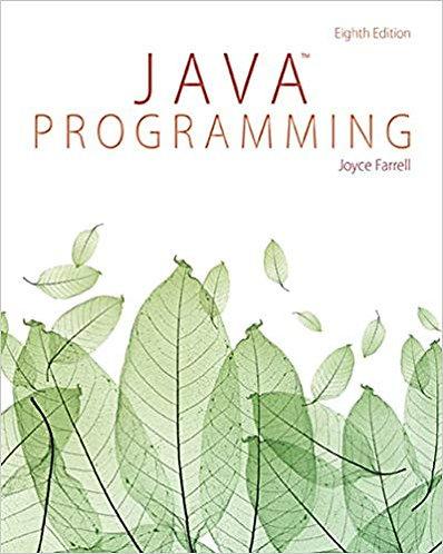 Java Programming ( Mindtap Course List )