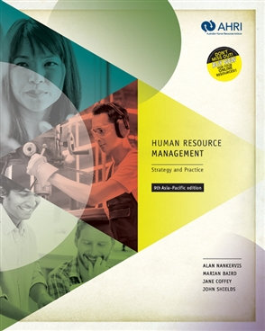 GSBS6040 Human Resource Strategy & Practice, 9th Edition